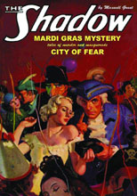 Image: Shadow #99: Mardi Gras Mystery & City of Fear SC  - Sanctum Productions