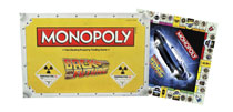 Image: Monopoly - Back to the Future Trilogy Edition  -