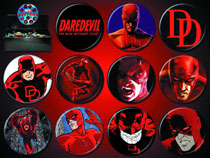 Image: Daredevil 144-Piece Button Assortment  -
