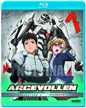 Image: Argevollen Collection 01 BluRay  -