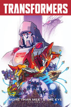 Image: Transformers: More Than Meets the Eye Vol. 10 SC  - IDW Publishing