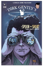 Image: Dirk Gentlys Holistic Detective Agency Vol. 01: A Spoon Too Short SC  - IDW Publishing