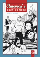 Image: America's Best Comics Artist Edition HC  (Chris Sprouse cover) - IDW Publishing