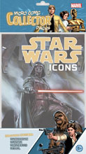 Image: Star Wars Icons: Micro Comic Collector Display  - IDW Publishing