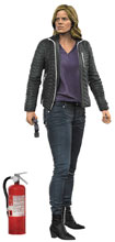 Image: CT Red Fear Walking Dead TV Madison 7-inch Action Figure Case  - Tmp Toys / Mcfarlane's Toys
