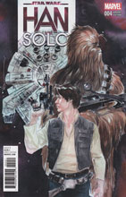 Image: Han Solo #4 (Nguyen variant cover - 00451)  [2016] - Marvel Comics
