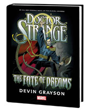 Image: Doctor Strange: The Fate of Dreams HC  - Marvel Comics