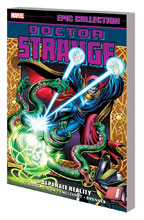 Image: Doctor Strange Epic Collection: A Separate Reality SC  - Marvel Comics