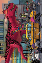 Image: Moon Girl and Devil Dinosaur #11 by Reeder Poster  - Marvel Comics
