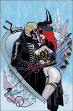 Image: Tarot: Witch of the Black Rose #100 - Broadsword Comics