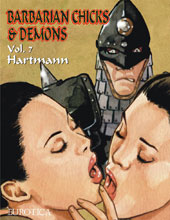 Image: Barbarian Chicks and Demons Vol. 07 SC  - Eurotica