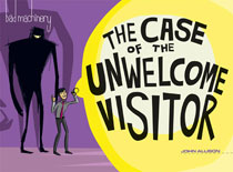 Image: Bad Machinery Vol. 06: The Case of the Unwelcome Visitor GN  - Oni Press Inc.