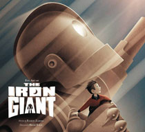 Image: Art of Iron Giant HC  - Insight Editions