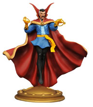 Image: Marvel Gallery PVC Diorama: Dr. Strange  - Diamond Select Toys LLC