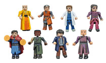 Image: Marvel Minimates Series 70 Assortment Dr. Strange Movie  - Diamond Select Toys LLC
