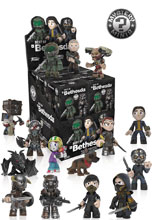 Image: Bethesda All-Stars Mystery Minis 12-Piece Blind Mystery Box Display  - Funko