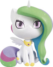 Image: My Little Pony x WLF Chibi Figure: Celestia  - Mighty Fine