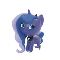 Image: My Little Pony x WLF Chibi Figure: Luna  - Mighty Fine