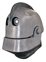Image: Iron Giant Movie Mask  - Trick Or Treat Studios, LLC