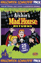 Image: HCF 2017 Archies Madhouse Mini-Comic Polypack  (25) - Diamond Publications