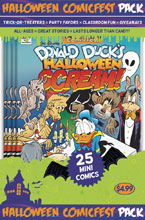 Image: HCF 2017 Donald Duck Halloween Scream #2 Mini-Polypack  (25) - Diamond Publications