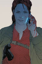 Image: Briggs Land: Lone Wolves #4 (variant cover - Sammelin) - Dark Horse Comics