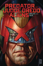Image: Predator vs. Judge Dredd vs. Aliens: Splice and Dice SC  - Dark Horse Comics