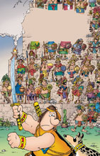 Image: Groo: Play of Gods #3 - Dark Horse Comics