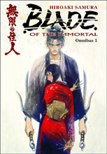 Image: Blade of Immortal Omnibus Vol. 01 SC  (current printing) - Dark Horse Comics
