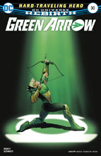 Image: Green Arrow #30  [2017] - DC Comics