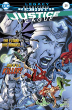 Image: Justice League #29 - DC Comics