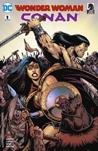 Image: Wonder Woman / Conan #1 - DC Comics