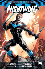 Image: Nightwing Rebirth Deluxe Collection Book 01 HC  - DC Comics