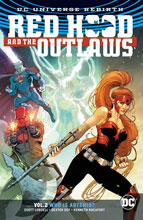 Image: Red Hood & the Outlaws Vol. 02: Who Is Artemis  (Rebirth) SC - DC Comics