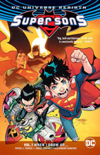 Image: Super Sons Vol. 01: When I Grow Up  (Rebirth) SC - DC Comics