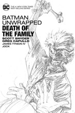 Image: Batman Unwrapped: Death of the Family HC  - DC Comics