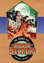 Image: House of Secrets the Bronze Age Omnibus HC  - DC Comics