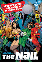 Image: Justice League of America: The Nail: The Complete Deluxe Edition HC  - DC Comics