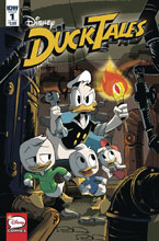 Image: Ducktales #1 (cover A - Ghiglione) - IDW Publishing