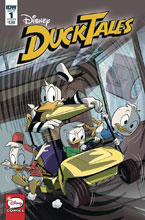 Image: Ducktales #1 (cover B - Ghiglione) - IDW Publishing