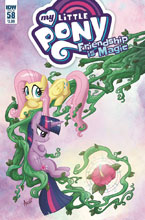 Image: My Little Pony: Friendship Is Magic #58 (cover A - Garbowska) - IDW Publishing
