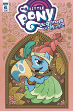 Image: My Little Pony: Legends of Magic #6 (cover A - Hickey) - IDW Publishing