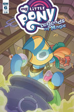 Image: My Little Pony: Legends of Magic #6 (cover B - Sterling) - IDW Publishing