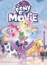 Image: My Little Pony Movie Adaptation SC  - IDW Publishing