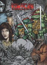 Image: Teenage Mutant Ninja Turtles Ultimate Collection Vol. 01 SC  - IDW Publishing