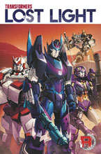 Image: Transformers: Lost Light Vol. 01 SC  - IDW Publishing