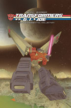 Image: Transformers vs. G.I. Joe Quintessential Collection HC  - IDW Publishing