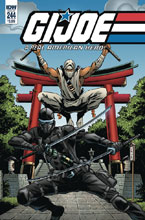 Image: G.I. Joe: A Real American Hero #244 (cover A - Gallant) - IDW Publishing