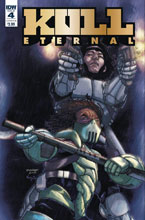 Image: Kull Eternal #4 (cover B - Sanchez) - IDW Publishing