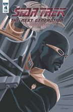Image: Star Trek: TNG - Mirror Broken #4 (cover B - Caltsoudas) - IDW Publishing